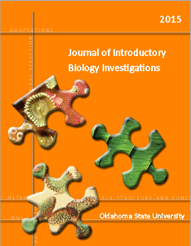 Journal of Introductory Biology Investigations